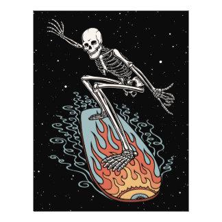 Bonehead Board Dude Flyer
