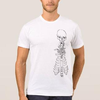 Bones and Chrysanthemums T Shirt