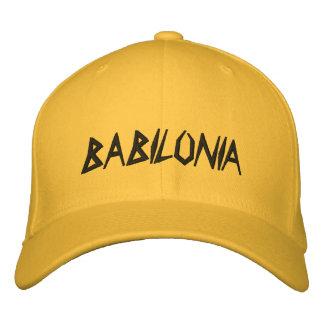 BONES BASEBALL CAP
