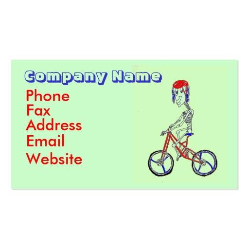 Bones Business Card