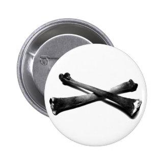 Bones Pinback Button