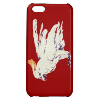 Bones Cocky Cockatoo iPhone 5 Savvy Cover Case For iPhone 5C