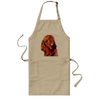 Bones' dog Jesse Long Apron