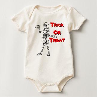 Bones Egyptian (Trick Or Treat Baby Bodysuit