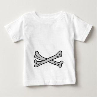 Bones Grey The MUSEUM Zazzle Gifts Baby T-Shirt