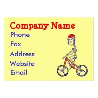 Bones Large Business Card