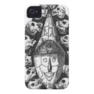 BONES  MASK skull trick or treat Case-Mate iPhone 4 Case