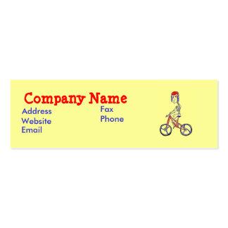 Bones Mini Business Card