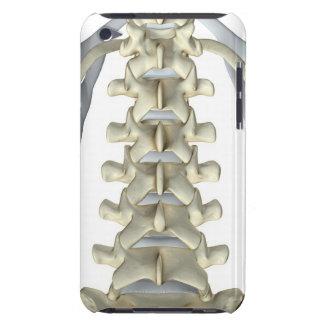 Bones of Lumbar Vertebrae iPod Case-Mate Case