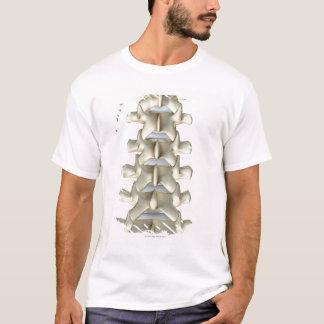 Bones of Lumbar Vertebrae T-Shirt