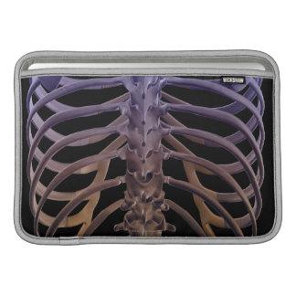 Bones of the Back MacBook Sleeves