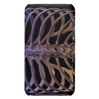 Bones of the Back iPod Case-Mate Case