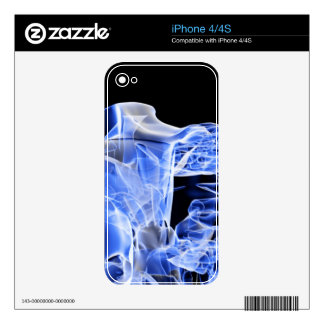 Bones of the Face Skin For iPhone 4S