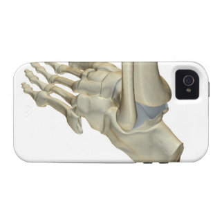 Bones of the Foot Case-Mate iPhone 4 Cases