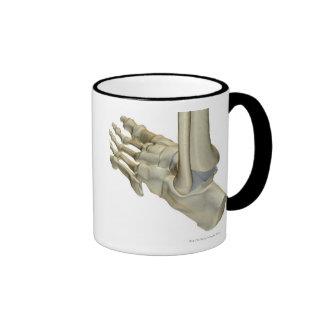 Bones of the Foot Coffee Mugs