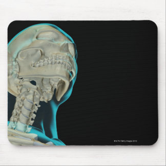Bones of the Head and Neck 5 Mouse Pad