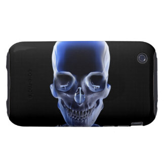 Bones of the Head and Neck 9 iPhone 3 Tough Cases