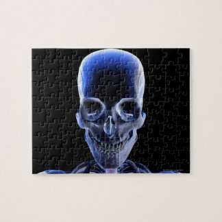 Bones of the Head and Neck 9 Jigsaw Puzzle