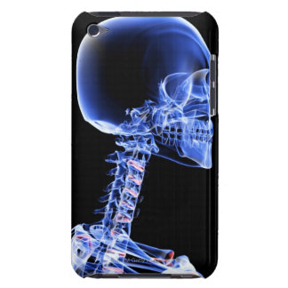 Bones of the Head and Neck iPod Touch Case