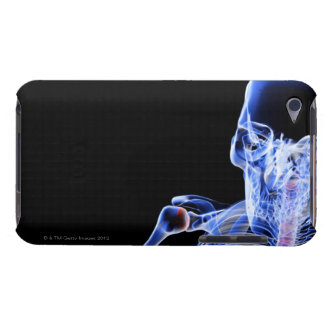 Bones of the Head Barely There iPod Case