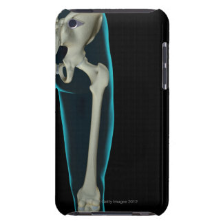 Bones of the Hip 3 iPod Touch Cases