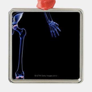 Bones of the Hip Christmas Tree Ornament