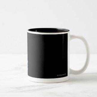 Bones of the Jaw Two-Tone Coffee Mug
