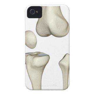 Bones of the Knee 5 iPhone 4 Case