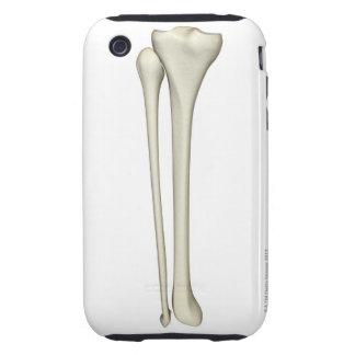 Bones of the Leg 2 iPhone 3 Tough Cases