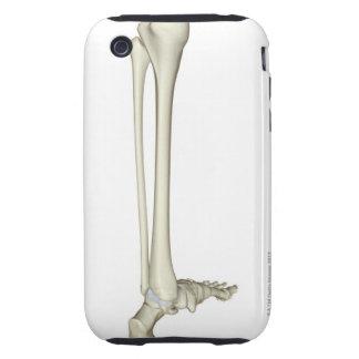 Bones of the Leg 5 Tough iPhone 3 Cover