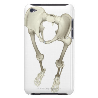 Bones of the Lower Body 3 iPod Case-Mate Case