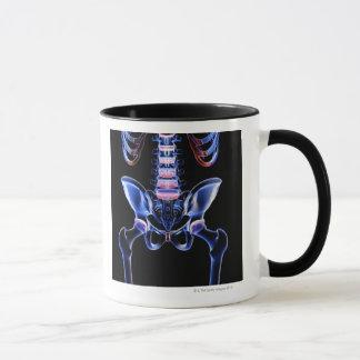 Bones of the Lower Body 4 Mug
