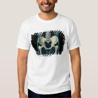 Bones of the Lower Body Tee Shirt