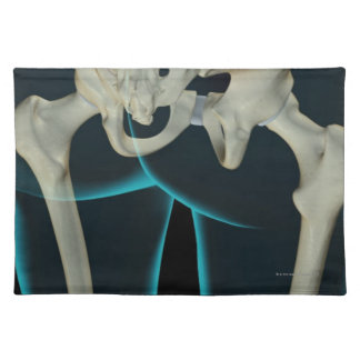Bones of the Lower Limb 2 Placemat