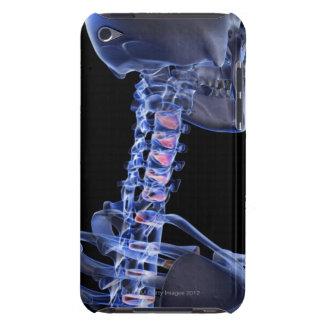 Bones of the Neck 3 iPod Case-Mate Cases