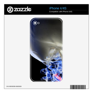 Bones of the Neck Skin For iPhone 4S