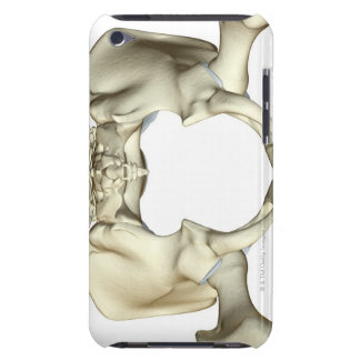 Bones of the Pelvis 4 Barely There iPod Cases