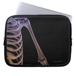 Bones of the Shoulder Laptop Sleeve