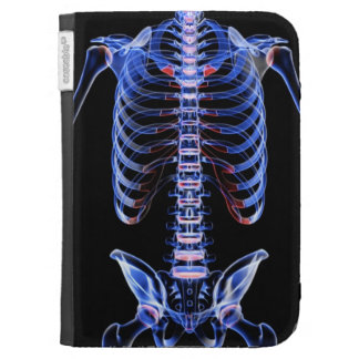Bones of the Trunk 2 Cases For Kindle