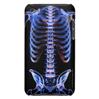 Bones of the Trunk 2 iPod Touch Case