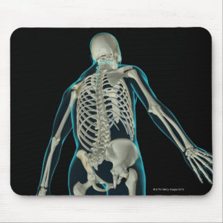Bones of the Upper Body 8 Mouse Pad