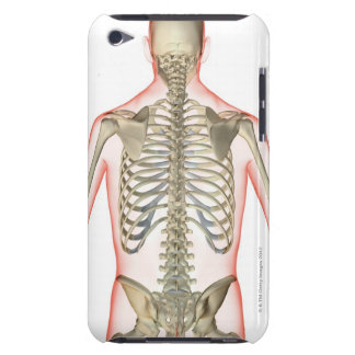 Bones of the Upper Body Barely There iPod Cases