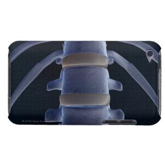 Bones of the Vertebral Column 2 iPod Touch Case