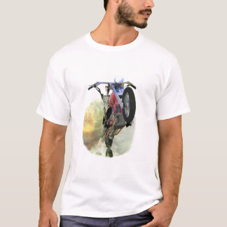 Bones on a bike T-Shirt