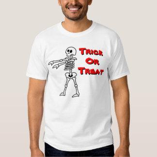 Bones (Trick Or Treat) T-Shirt