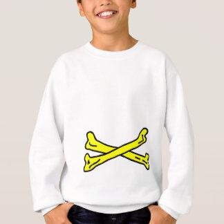 Bones Yellow The MUSEUM Zazzle Gifts Sweatshirt