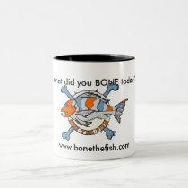 Bonethefish.com - Bone Mug