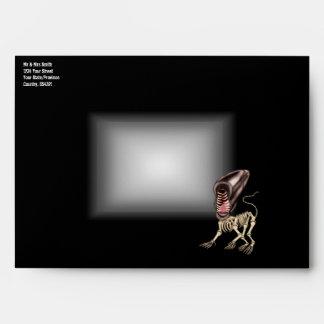 Boneyard Mutt Envelopes