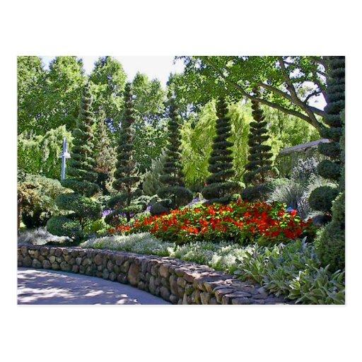 Bonfante Gardens Postcard Zazzle