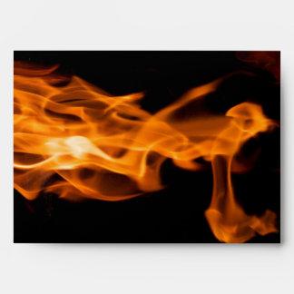 Bonfire Envelope